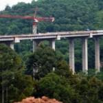 FOTO TOL SEMARANG-SOLO : Megahnya Jembatan Tol Bawen-Salatiga