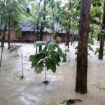 Banjir Landa Eromoko Wonogiri Semalam, Motor & Pompa Hanyut