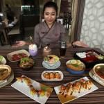 KULINER SOLORAYA : Ragam Masakan Jepang Ala Hikaru Dining Manjakan Lidah