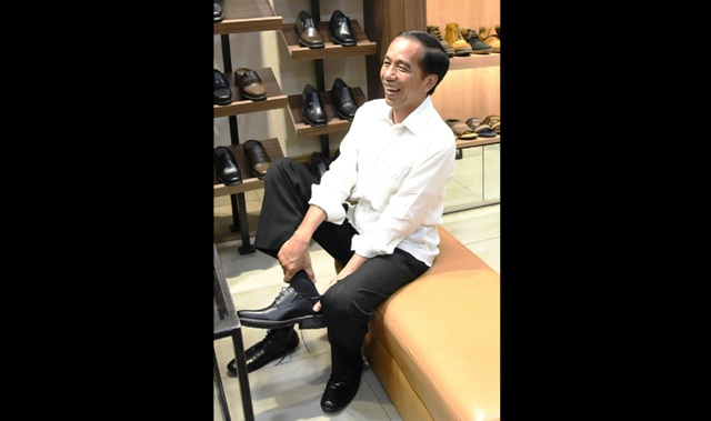 "DEMAM TELOLET : Jokowi Komentari Fenomena ""Om Telolet Om"""
