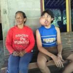 KISAH TRAGIS : Kanker Rahang Bikin Wajah Remaja Boyolali Ini Bengkak Sebesar Bola