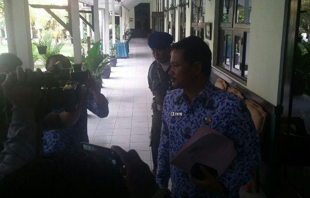 KORUPSI MADIUN : Selain Geledah Ruang Wali Kota, KPK Periksa Sekda
