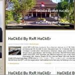 Begini Wujud Website Lama DPRD Solo Diretas Hacker
