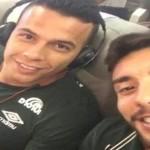 Tragis, Inilah Selfie Pesepakbola Brasil sebelum Kecelakaan Pesawat