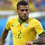 PERU VS BRASIL : Panggung Spesial Dani Alves