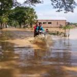 Kerugian Akibat Banjir Sragen Mencapai Rp3 Miliar