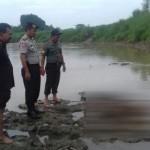 PENEMUAN MAYAT MADIUN : Jasad Perempuan Tanpa Busana Ditemukan di Sungai Bengawan