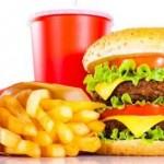 Ilustrasi makanan cepat saji (Nutrifusion.com)