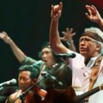 Apel Nusantara Bersatu Ditutup Iwan Fals