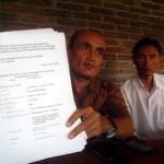 Calon Anggota KPU Sragen Laporkan KPU Jateng ke DKPP
