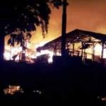 KEBAKARAN SEMARANG : Saksi Pasar Waru Terbakar Diperiksa Polisi