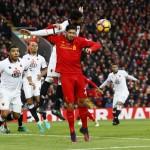 Hasil Pertandingan & Klasemen Liga Inggris, Liverpool Teratas