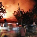 PASAR TRADISIONAL SEMARANG : Lapak Darurat Pasar Waru Rampung Diundi