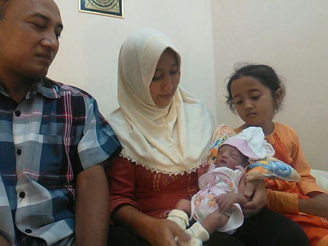 PENEMUAN BAYI BOYOLALI : Kisah Penemu Bayi di Selokan: Ini Anugerah Gusti Allah