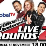 THE VOICE KIDS INDONESIA : Inilah 6 Kontestan TVKI Lolos Live Rounds 2