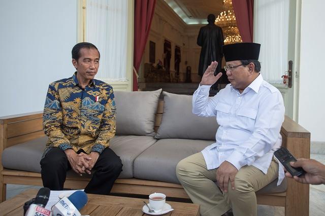 PILPRES 2019 : PKS-Gerindra Ingin Poros Lawan Jokowi, Capresnya Belum Pasti Prabowo