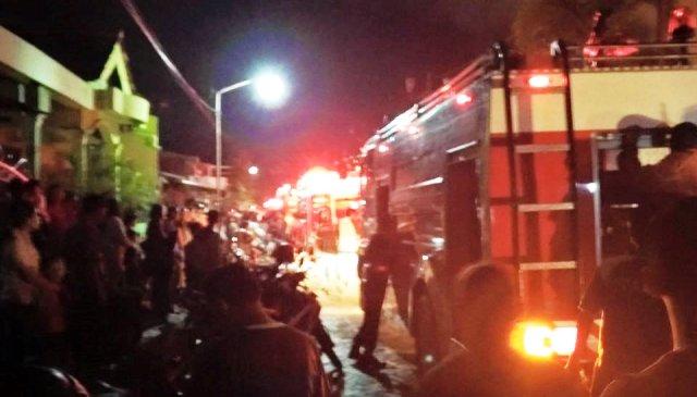 PASAR TRADISIONAL SEMARANG : Rentan Kebakaran, Listrik Pedagang Pasar Diawasi