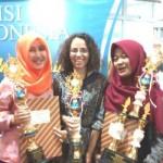 KAMPUS DI SEMARANG : Unnes Borong Gelar Juara Lomba Baca Puisi di UNS