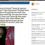 Ada-Ada Saja, Wanita Ini Curhat di FB Ngaku Lupa Dijemput Tuhan