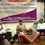 PILKADA 2017 : Debat Publik Pilkada Ramaikan di Kampus UKSW Salatiga
