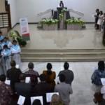 KAMPUS DI SALATIGA : Capai Usia 60 Tahun, UKSW Gelar Ibadah Syukur