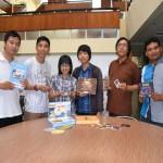 KAMPUS DI SALATIGA : 3 Karya Mahasiswa UKSW Siap ke Korea