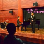 KAMPUS DI SALATIGA : Mahasiswa FBS UKSW Unjuk Gigi via Life is a Masterpiece