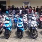 PENCURIAN SEMARANG : Netizen Pertanyakan Motor Bukti Pencurian