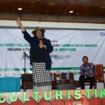KAMPUS DI SEMARANG : Di USM, Sujiwo Tejo Serukan Tak Minder Berbudaya Indonesia