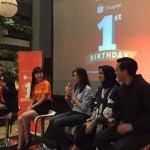 BISNIS ONLINE : Ulang Tahun Pertama, Shopee Mencatat Transaksi USD1,8 Miliar