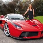 Supercar Bekas LaFerrari Ini Dijual Rp133 Miliar