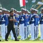 Panglima TNI Wisuda 758 Prajurit Bhayangkara Taruna di Akmil