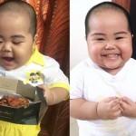 "TRENDING SOSMED : Bikin Gemas, Aksi Kocak Tatan Si ""Chubby"" Viral di Instagram"