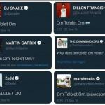 """DJ Top Dunia Mendadak Ikut Demam """"Om Telolet Om"""""""
