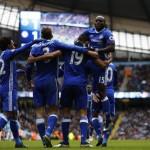 LIGA INGGRIS : Ini Kunci Kemenangan Chelsea atas Manchester City