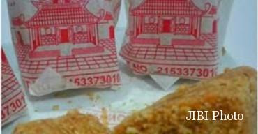 Enting-enting gepuk khas Kota salatiga. (lanykhoe.blogspot.co.id) oleh-oleh khas salatiga