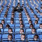 LIGA INGGRIS : Protes FA, Leicester Pakai 30.000 Topeng Vardy
