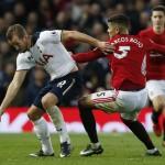 LIGA INGGRIS : Tottenham Kontra MU: Adu Tajam Kane Vs Sanchez