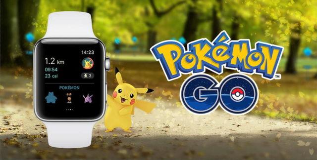 Cegah Meredup, Pokemon Go Bisa Dimainkan di Apple Watch
