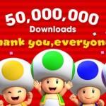 GAME TERBARU : Super Mario Run Diunduh 50 Juta Kali, Nintendo Siapkan Hadiah