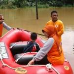 BENCANA WONOGIRI : Banjir dan Tanah Longsor Melanda, 7 Keluarga di Giriwoyo Terisolasi