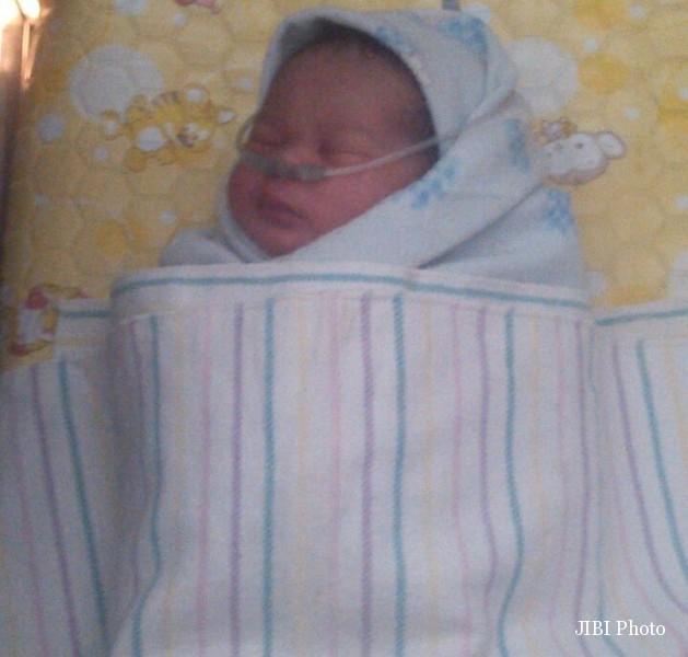 PENEMUAN BAYI SOLO : Warga Mojosongo Temukan Bayi dalam Ransel di Selokan