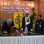 KAMPUS DI SALATIGA : Gubernur Ganjar Resmikan 2 Gedung Baru UKSW