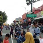 MALAM TAHUN BARU : Jalan Malioboro Sudah Ditutup untuk Semua Jenis Kendaraan