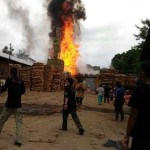 KEBAKARAN BOYOLALI : Pabrik Oven Kayu Terbakar, Pemilik Rugi Rp400 Juta