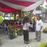 KPU Boyolali Kenalkan E-Voting kepada Pemilih Pemula