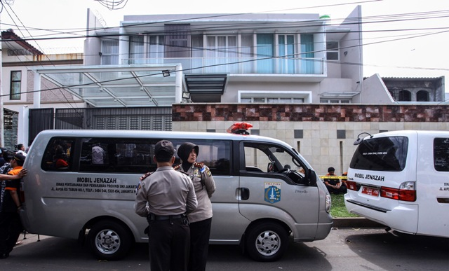 PEMBUNUHAN PULOMAS : Cek Korban, Kapolda Metro Jaya Bawa Tim Trauma Healing