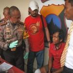 PEMBUNUHAN SEMARANG : Polisi Semarang Tangkap Pembunuh Waria
