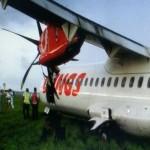 KECELAKAAN PESAWAT : Senin Pagi, Bandara Ahmad Yani Kembali Beroperasi