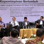 KAMPUS DI SEMARANG : Luncurkan Buku, Rektor Unnes Talkshow